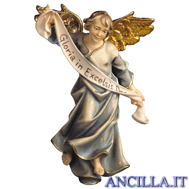 Angelo Gloria blu Ulrich serie 15 cm