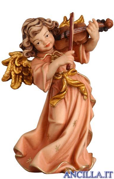 Angelo Giotto con violino