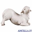 Agnello inginocchiato Cometa serie 10 cm