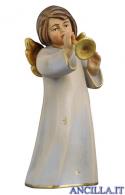 Angelo Bellini con tromba