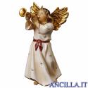 Angelo con tromba Ulrich serie 12 cm