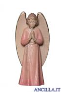 Angelo custode che prega (rosso) Emily Collection