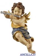 Angelo Raffaello con flauto