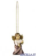 Angioletto Cuore con campanelle