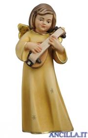 Angelo Bellini con mandolino