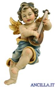 Angelo Raffaello con mandolino