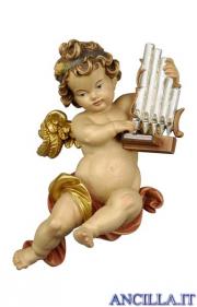 Angelo Leonardo con organo