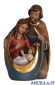 Albero di Natale Presepio della Pace