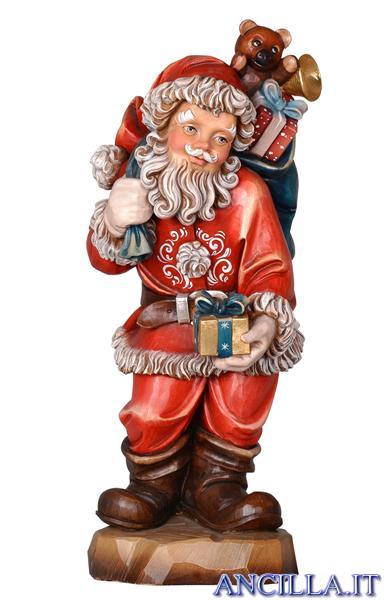 Babbo Natale con regali