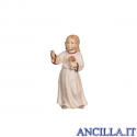 Bambina Avvento serie 16 cm