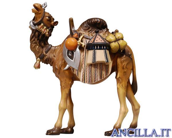 Cammello con bagagli Rainell serie 9 cm