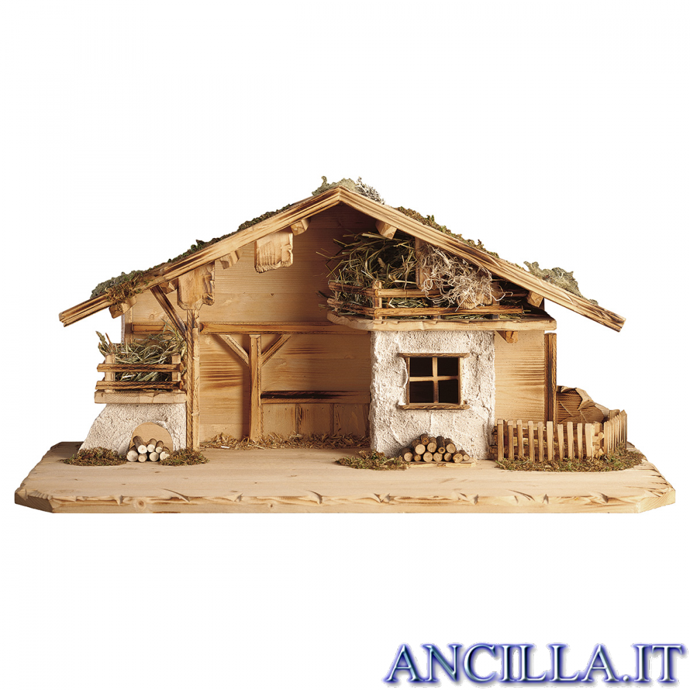 Capanna Alpina (statuine 10 cm)