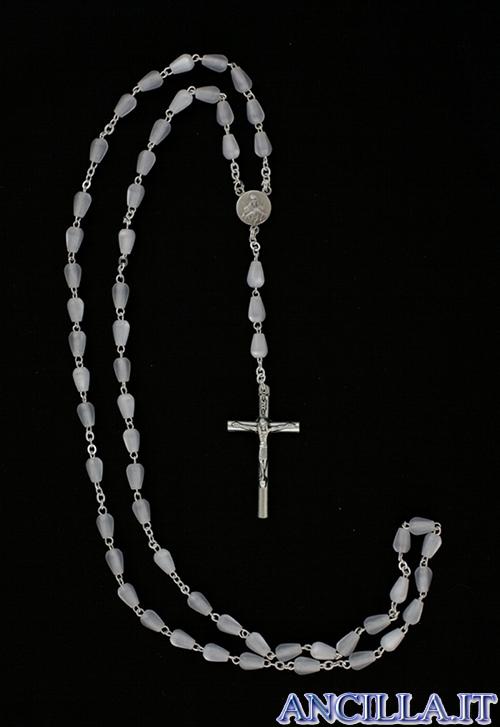Corona del Rosario lacrime della Madonna