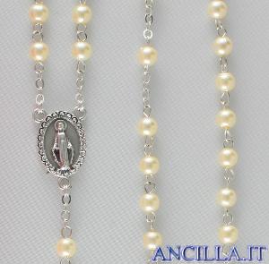 Corona del Rosario Medaglia miracolosa