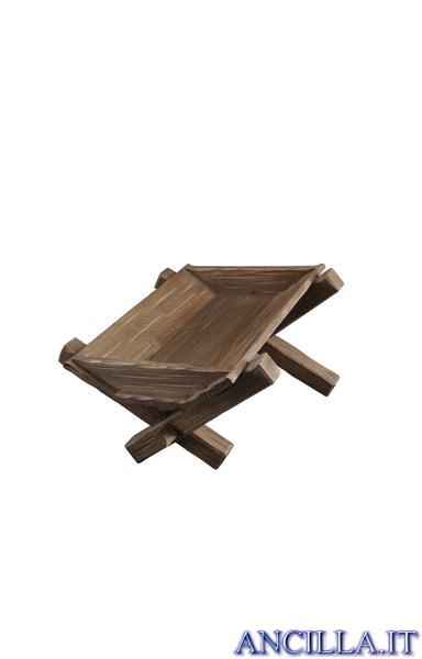 Culla di legno semplice varie dimensioni