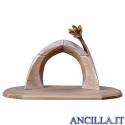 Capanna Famiglia Ricurva (statuine 10 cm)