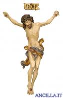 Cristo Leonardo finitura antica con oro zecchino
