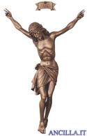 Cristo Siena bronzato