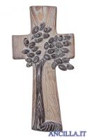Croce Albero della vita Ambiente Design rustico