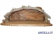 Capanna corteccia grande (statuine 12 cm)