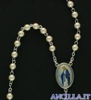 Corona del Rosario Madonna miracolosa