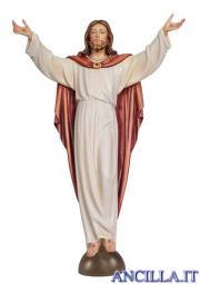 Cristo risorto su mensola