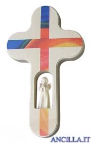 Crocetta colorata con croce