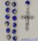 Corona del Rosario Papa Francesco