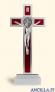 Croce con cassetto porta rosario