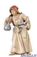 Donna con brocca Rainell serie 44 cm