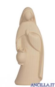 Donna con brocca Leonardo serie 8,5 cm