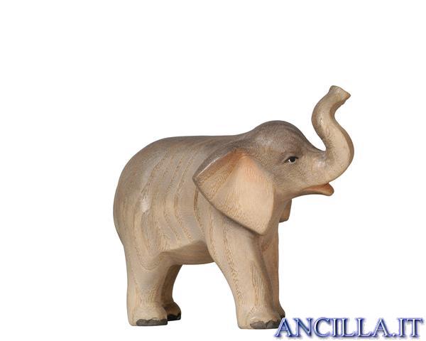 Elefante cucciolo Pema serie 12 cm