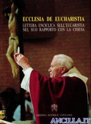 Ecclesia de Eucharistia