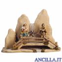 Fuga in Egitto con ponte Ulrich serie 10 cm