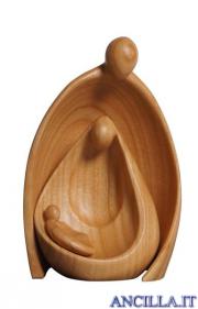 Famiglia Ambiente Design legno di ciliegio serie 12,5 cm