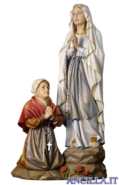 Gruppo apparizione di Lourdes