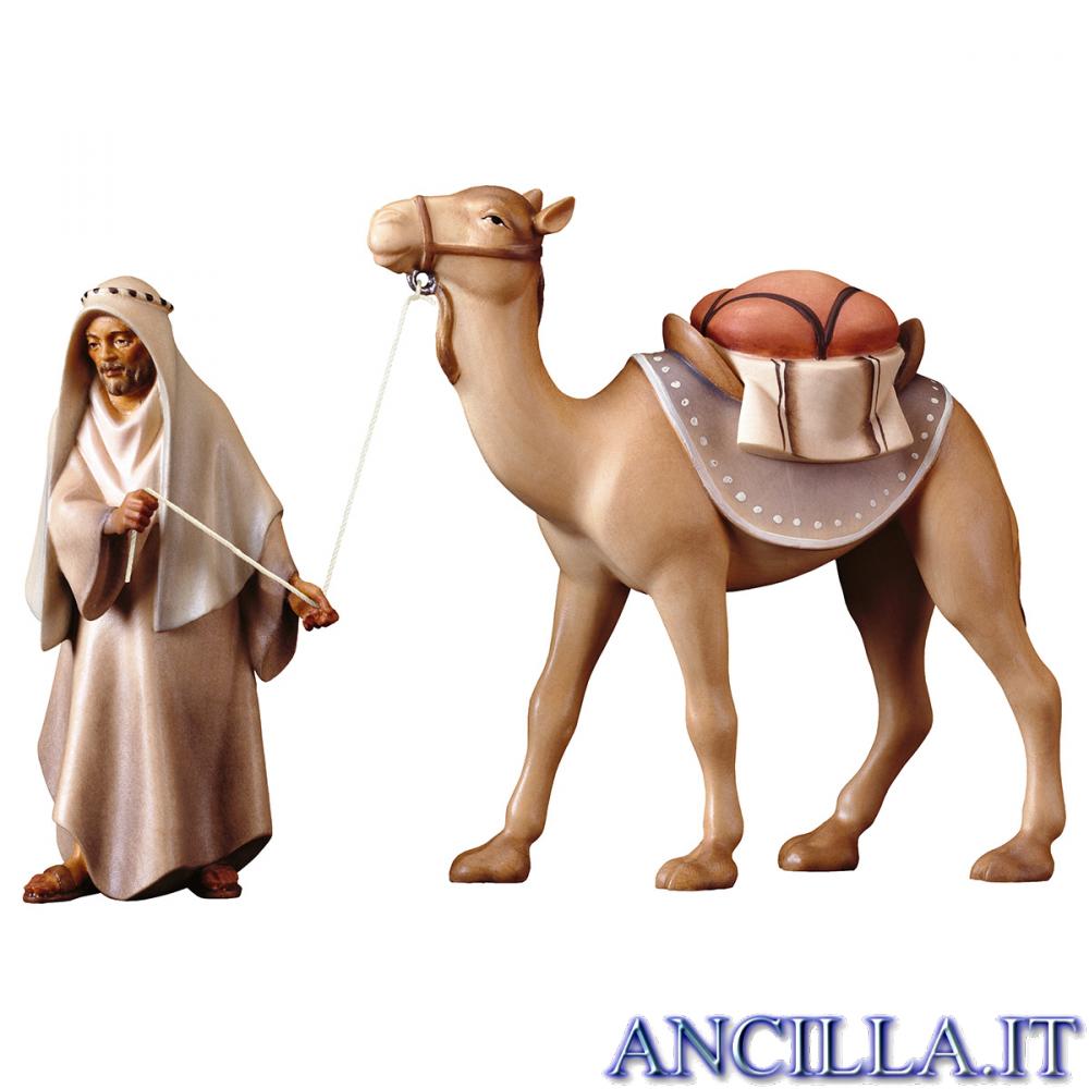 Gruppo del cammello in piedi Cometa serie 12 cm