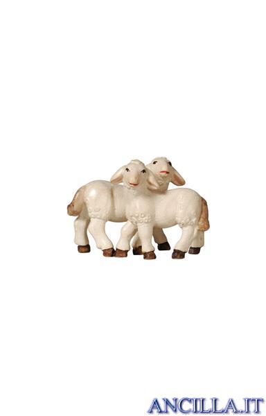 Gruppo di agnelli Pema serie 9 cm