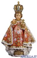 Gesù Bambino di Praga modello 2
