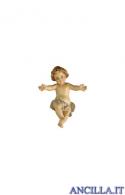 Gesù Bambino sciolto Mahlknecht serie 12 cm