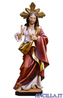 Gesù Redentore con raggiera