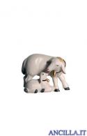 Gruppo di pecore Pema serie 9 cm