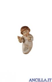 Gesù Bambino Pema sciolto serie 9 cm