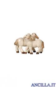 Gruppo di agnelli Pema serie 15 cm