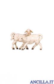 Gruppo di agnelli Rainell serie 9 cm