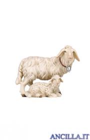 Gruppo di pecore Rainell serie 22 cm