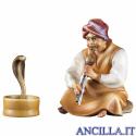 Incantatore di serpenti Cometa serie 16 cm