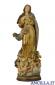 Immacolata Concezione del Murillo anticata oro e argento