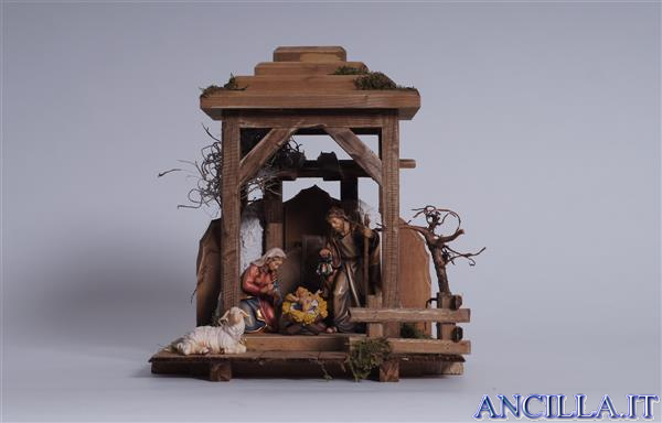 Lanterna Mahlknecht Notte Santa - 6 pezzi