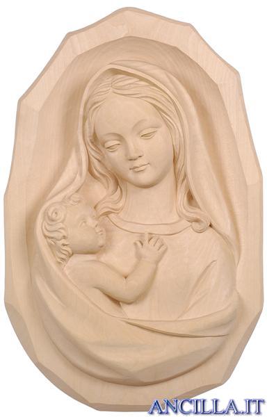 Madonna con Bambino mod. 1 da parete